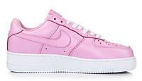 "Женские Кроссовки Nike Air Force 1 Low ""Pink""  (Копия ААА+)"
