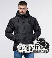 Braggart Youth   Куртка зимняя 25020 черная