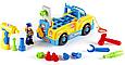Конструктор машинка-грузовик с набором инструментов Hola 789, фото 4