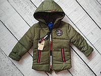 Куртка для мальчика, осень, 2-5 лет, фото 1