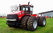 Радиатор водяной трактора CASE IH STEIGER 500, фото 3
