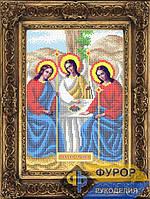 Схема иконы для вышивки бисером - Святая Троица, Арт. ИБ4-065