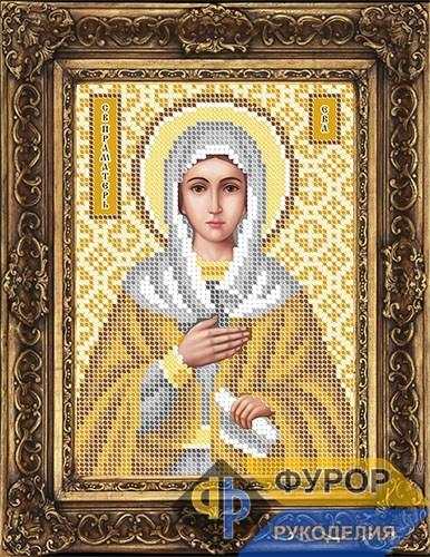 Схема для вышивки бисером иконы Ева Святая Праматерь (ИБ5-149-2)