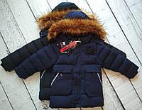 Куртка зимова для хлопчиків 4-12 років, Польща