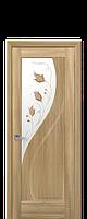 Полотно Прима ПВХ Deluxe от Новый стиль (золотая ольха, каштан, ясень,золотой дуб,белый матовый)