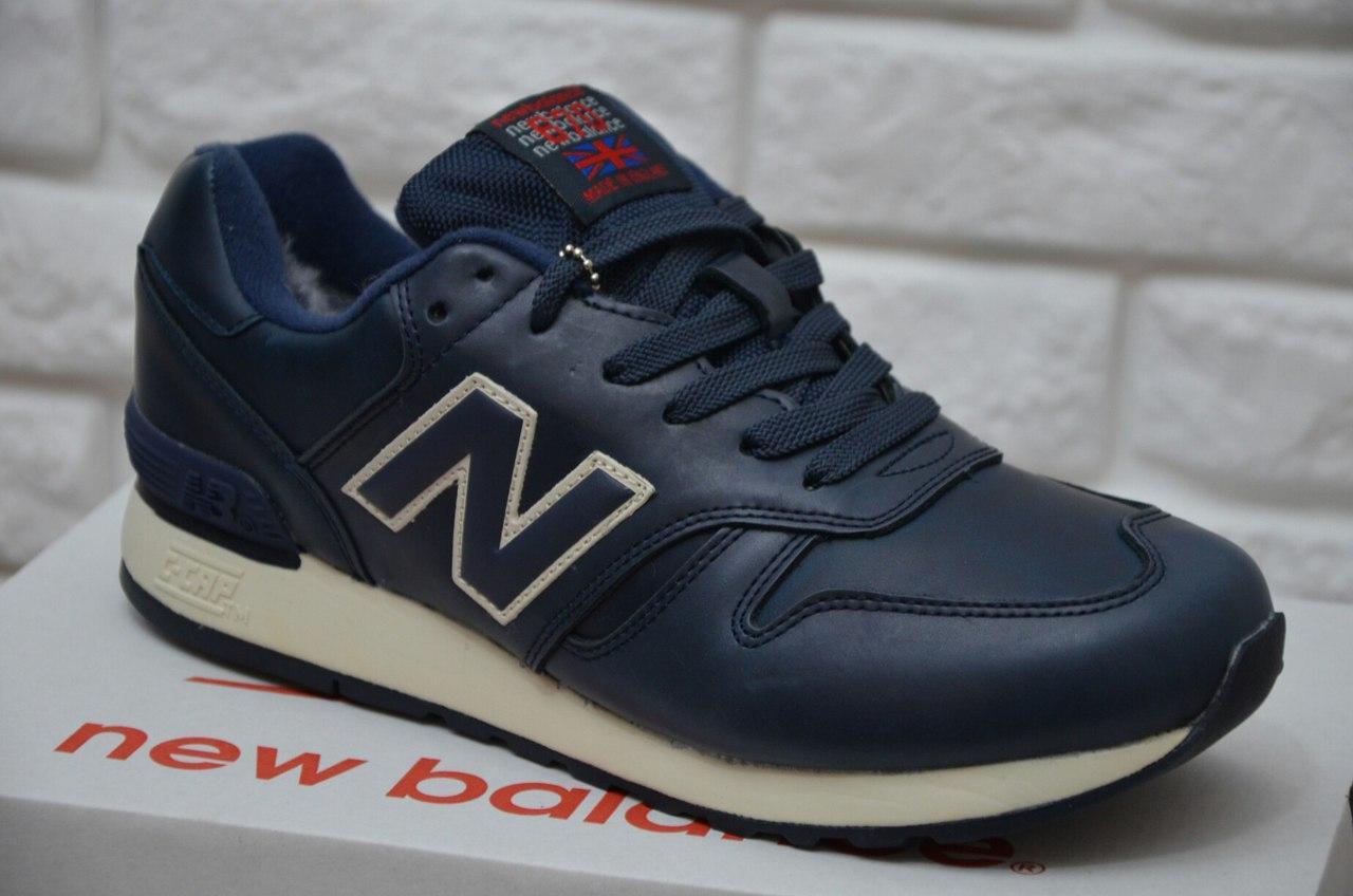 af950cc6 Зимние Кроссовки Мужские New Balance 670 темно-синие - Компания