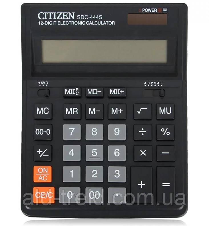 Калькулятор Citizen SDC-444