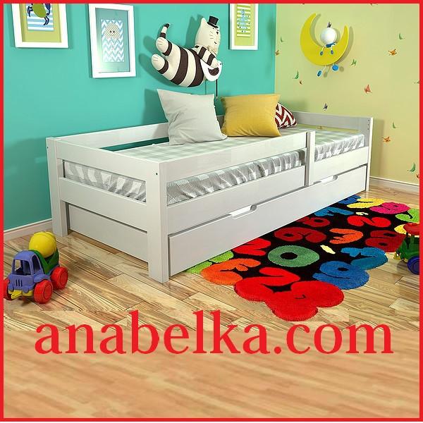 Кровать деревянная Альф    (Arbor Drev)