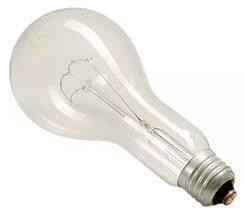 Лампа накаливания  220 вольт 300 Вт Е 27
