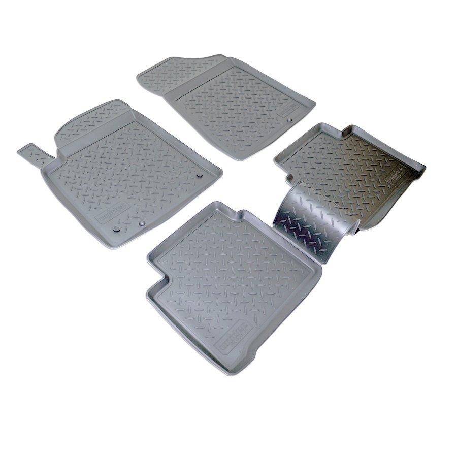 Килимки в салон для Volvo XC90 (15-) (5 місць) (полиур., компл - 4шт) NPA11-C96-780