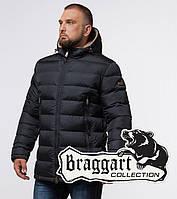 Куртка мужская с искуственной овчинкой Braggart 25285 графит