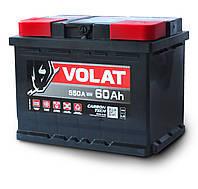 Аккумулятор VOLAT - 60A +лев (L2) (550 пуск)