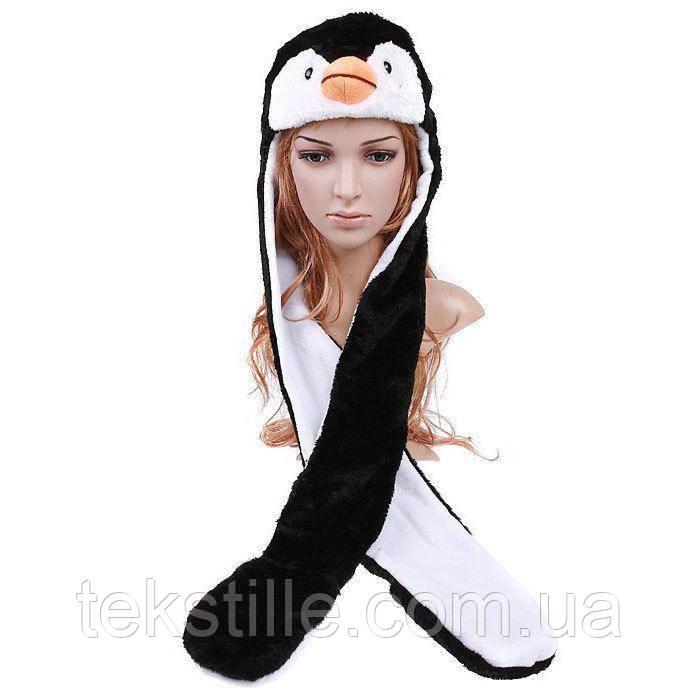 Шапка Penguin long