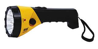 Ручной светодиодный фонарь Horoz Electric PUSKAS-2 0,5Вт 25Лм 7000-9000К (084-005-0002-010)