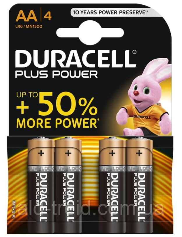 Батарейка Duracell AA LR6 1,5V