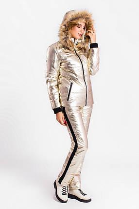 e68838555ab Дутый женский зимний костюм