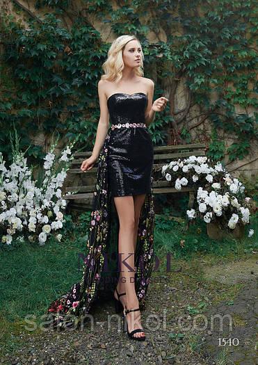 Вечернее, выпускное платье 1540