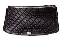 Коврик в багажник для Peugeot 307 НВ (01-08) полиуретановый 120060101, фото 1