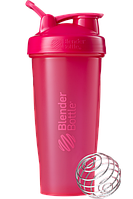 Спортивный шейкер BlenderBottle Classic Loop 820ml Pink FL (ORIGINAL), фото 1