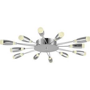 Світлодіодна LED люстра FAVORI-COPPER, фото 2