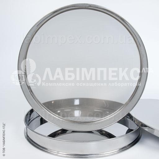 Сито лабораторное СЛ-300, 0.2 мм, н/ж, Украина