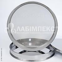 Сито лабораторное СЛ-300, 0.2 мм, н/ж, Украина, фото 1