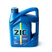 Моторное масло Zic X5 LPG 10w40 4л