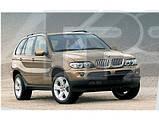 Молдинг лобового стекла верхний BMW X5 E53 '00-06 (ICOR) , фото 2