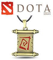 Брелок Dota 2 згорток телепортації Town Portal Scroll