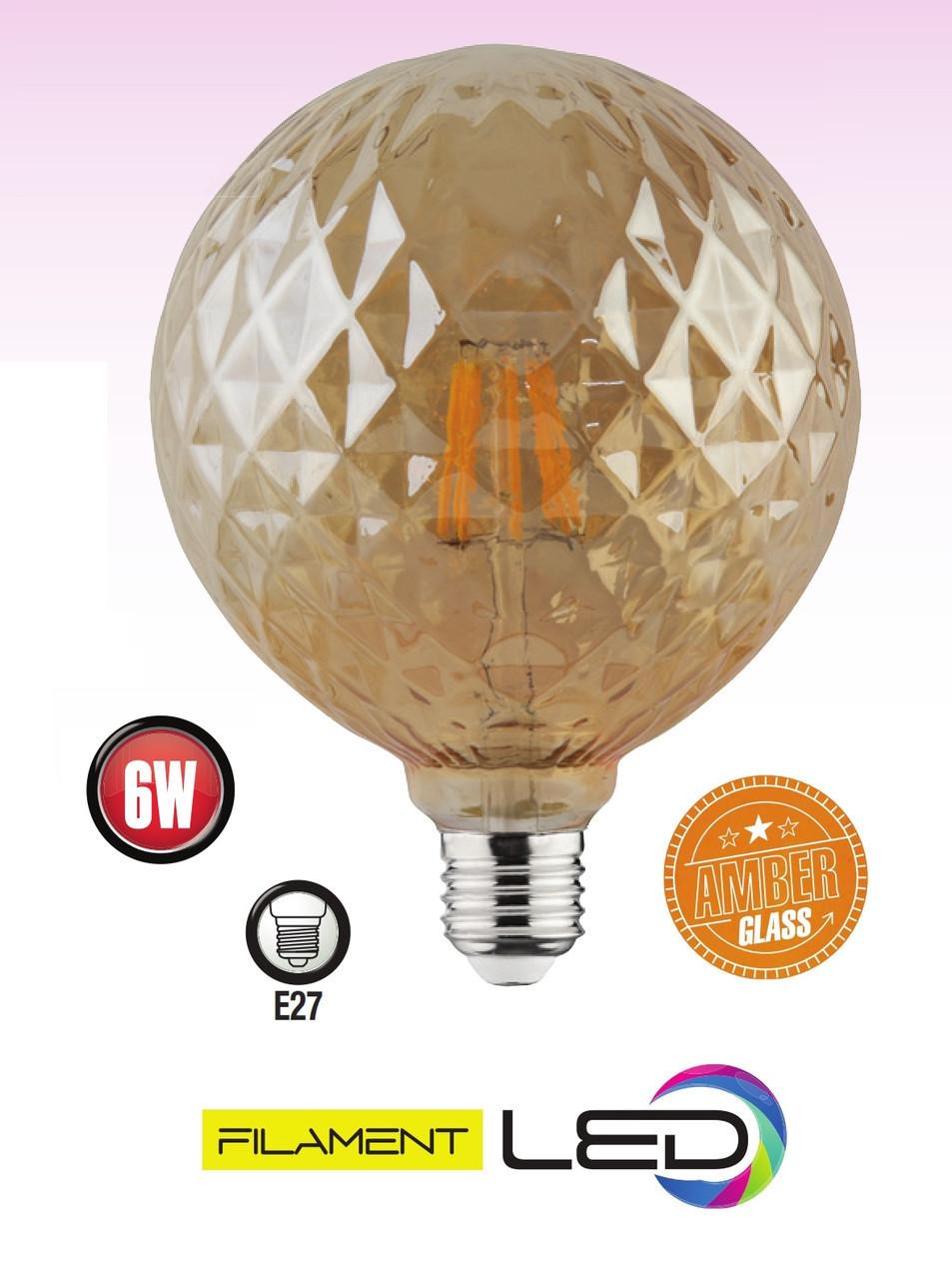 Светодиодная лампа RUSTIC TWIST-6