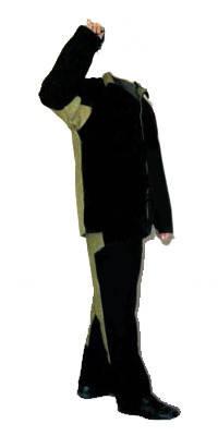 Костюм спилковый сварщика, фото 2