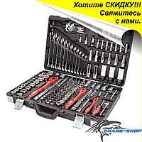 """Профессиональный набор инструментов, 1/4"""" & 3/8"""" & 1/2"""", 176 ед."""