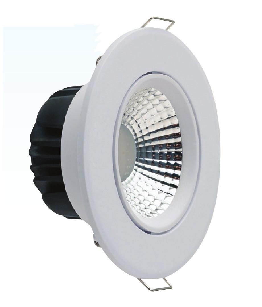 Светильник светодиодный встраиваемый Horoz Electric SONIA-5 5Вт 6400К 350Лм белый (016-035-0005-020)