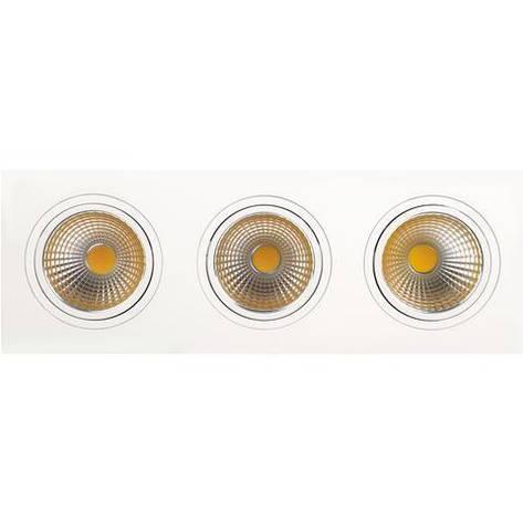 Світлодіодний світильник Downlights LED VERONICA-30-6К, фото 2
