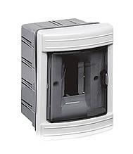 Щиток электрический на 2 модуля FUSE BOX-R-2