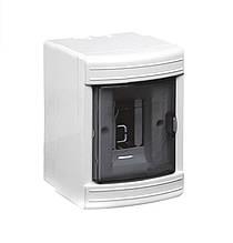 Щиток электрический на 2 модуля FUSE BOX-S-2