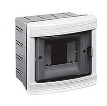 Щиток электрический на 4 модуля FUSE BOX-R-4