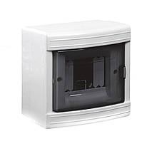 Щиток электрический на 4 модуля FUSE BOX-S-4