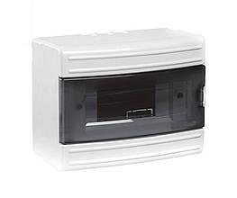 Щиток электрический на 6 модулей FUSE BOX-S-6