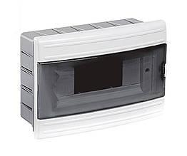 Щиток электрический на 9 модулей FUSE BOX-R-9