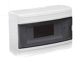 Щиток электрический на 9 модулей FUSE BOX-S-9
