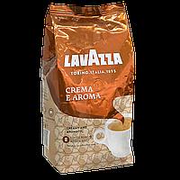 Кофе в зернах Lavazza Crema e Aroma 1kg 60/40 Коричневая