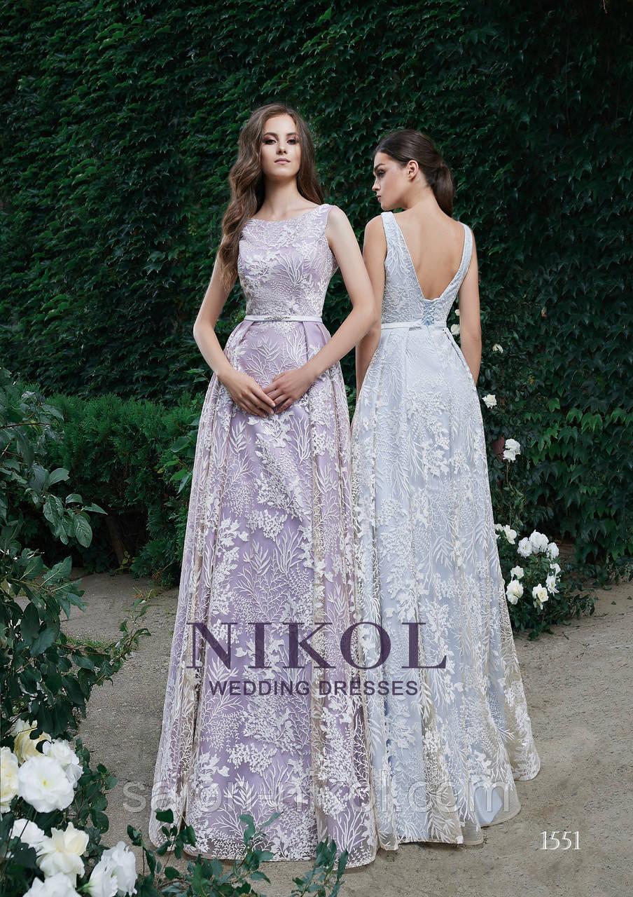 Вечернее, выпускное платье 1551
