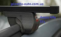 Поперечины Hyundai ix35 SUV 2010- Alfa STL (1,3м) на интегрированные рейлинги/Поперечины Хюндай их35 СУВ 2010-  (1,3м)