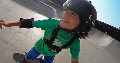 Детское крепление на грудь для GoPro Chest Mount Harness Junior (Оригинал), фото 2