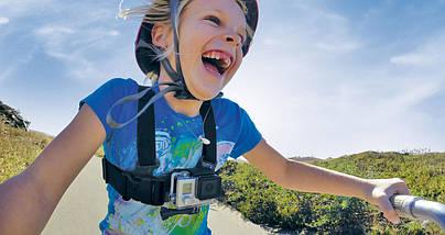 Детское крепление на грудь для GoPro Chest Mount Harness Junior (Оригинал), фото 3