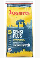Сухой корм Йозера Сенси Плюс Josera Sensi Plus для собак с уткой 15 кг