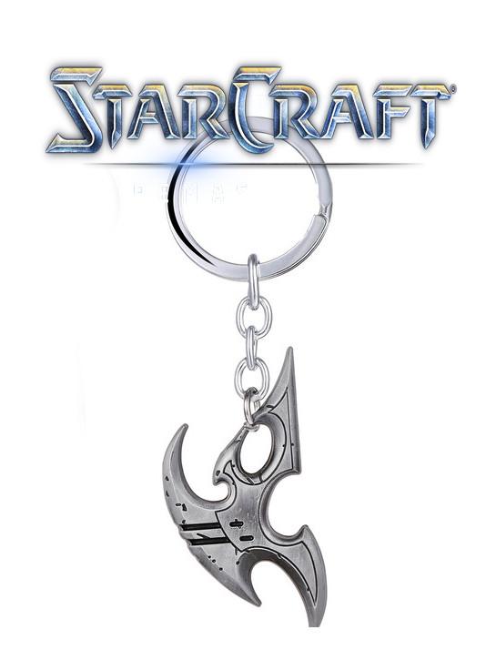 Брелок Старкрафт Starcraft логотип Протоссов