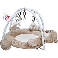 Розвиваючий килимок PlayTo 31609 Ведмедик, фото 1