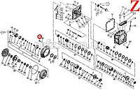 Болт I М12х35-8.8 БДС 1230-85 203700 Балканкар ДВ1792